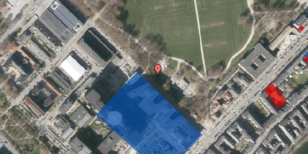 Jordforureningskort på Frederik V's Vej 12, 2100 København Ø