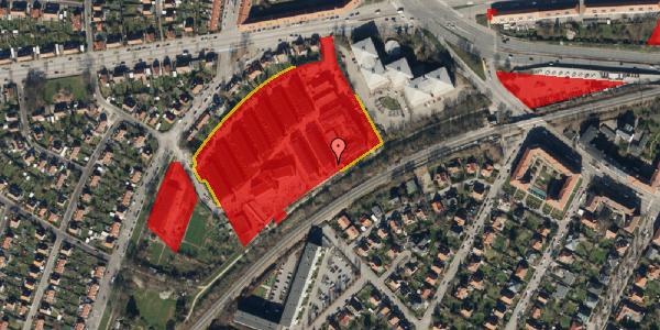 Jordforureningskort på Rabarbervej 54, 2400 København NV