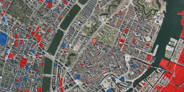 Jordforureningskort på Rosenborggade 6, 2. th, 1130 København K