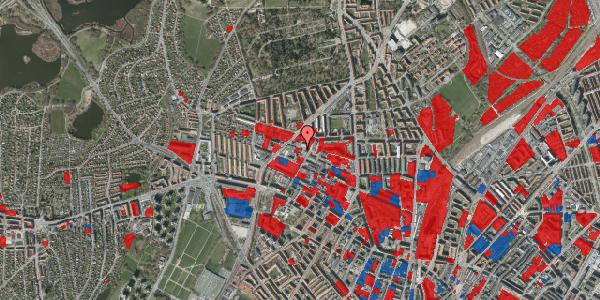Jordforureningskort på Dortheavej 39A, 1. , 2400 København NV