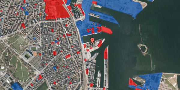 Jordforureningskort på Marmorvej 15C, 4. tv, 2100 København Ø
