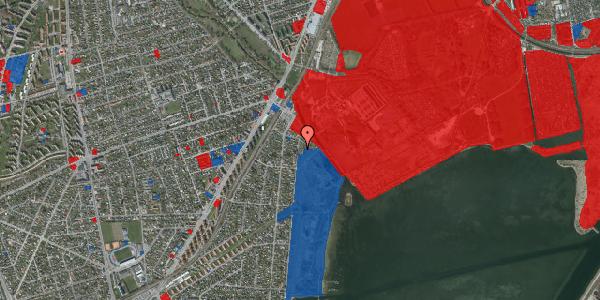 Jordforureningskort på Nordre Kystagervej 5, 2650 Hvidovre