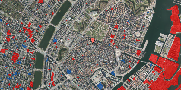 Jordforureningskort på Suhmsgade 2C, 5. tv, 1125 København K