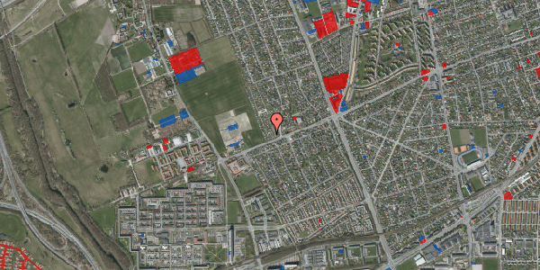 Jordforureningskort på Hf. Dahlia 105, 2650 Hvidovre