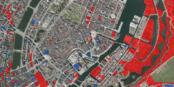 Jordforureningskort på Vingårdstræde 8, 1070 København K