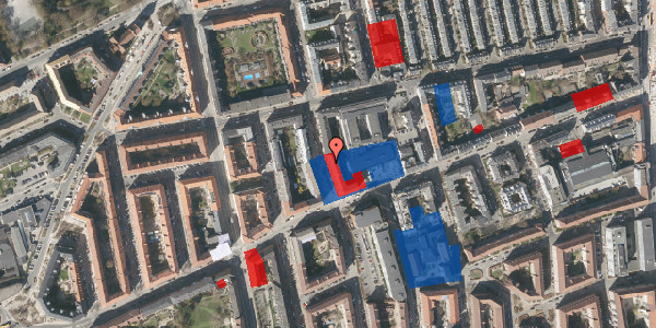 Jordforureningskort på Drejøgade 38, 1. th, 2100 København Ø