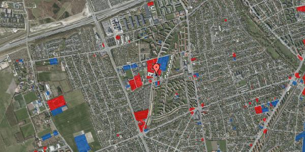 Jordforureningskort på Arnold Nielsens Boulevard 70, st. , 2650 Hvidovre
