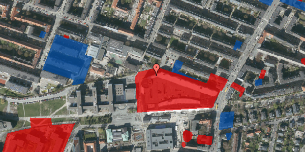 Jordforureningskort på Solbjerg Plads 2F, 2000 Frederiksberg