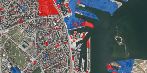 Jordforureningskort på Marmorvej 11A, st. th, 2100 København Ø