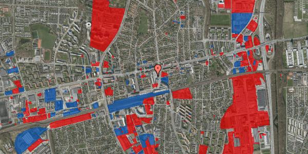 Jordforureningskort på Glostrup Shoppingcenter 61, st. , 2600 Glostrup