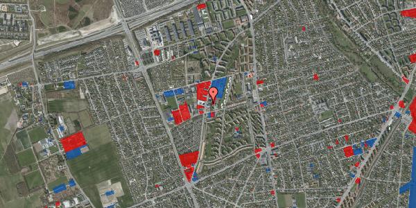 Jordforureningskort på Arnold Nielsens Boulevard 77, 1. , 2650 Hvidovre