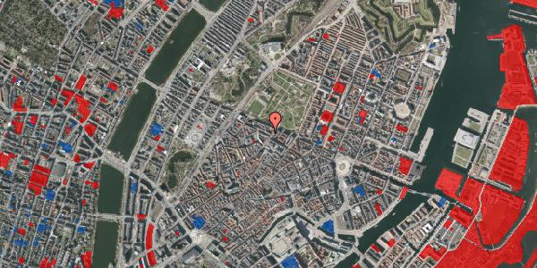 Jordforureningskort på Åbenrå 8, 1124 København K