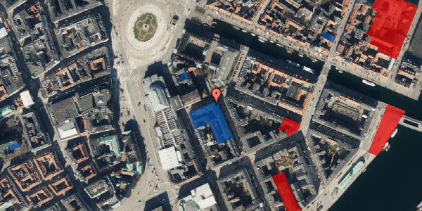Jordforureningskort på Heibergsgade 8, 1056 København K