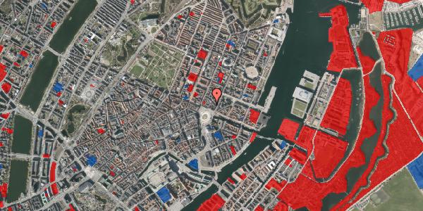 Jordforureningskort på Kongens Nytorv 6A, 1050 København K