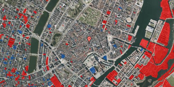 Jordforureningskort på Niels Hemmingsens Gade 20B, 3. 1, 1153 København K