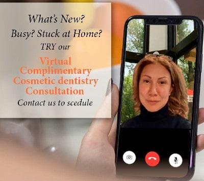 Virtual cosmetic dentistry consultations Sola Dental Spa