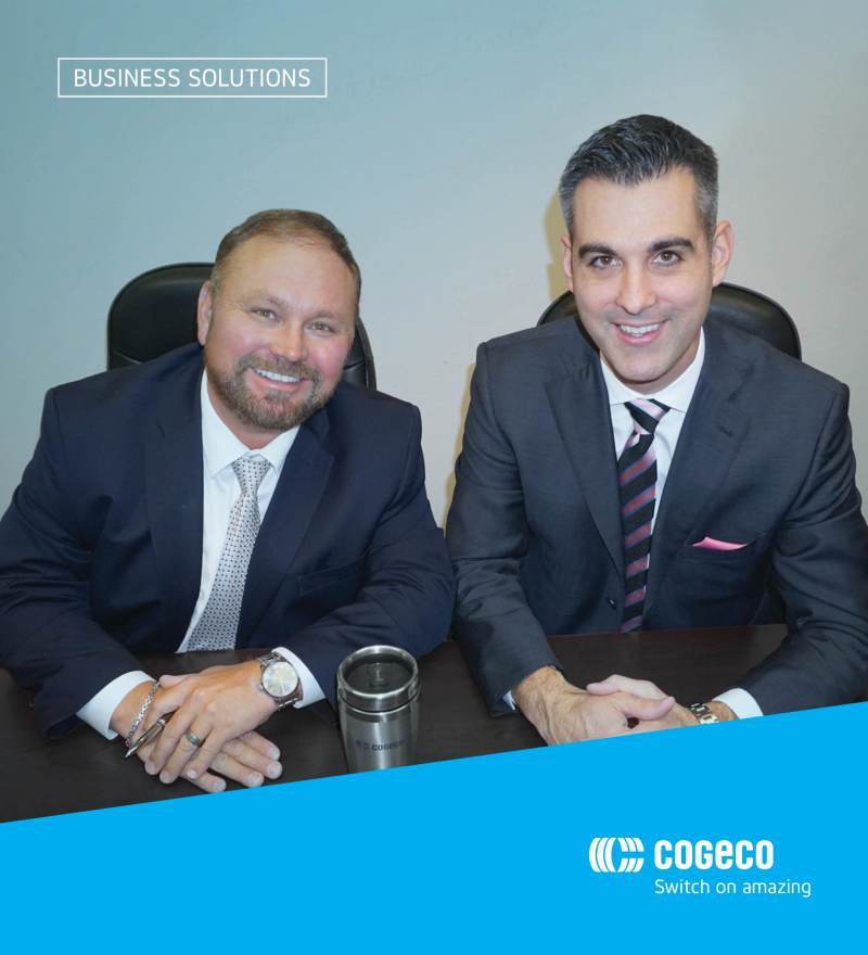 Cogeco Business Solutions - Sean & Nelson