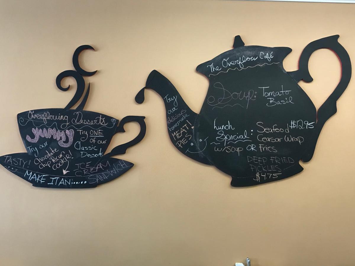The Overflow Café