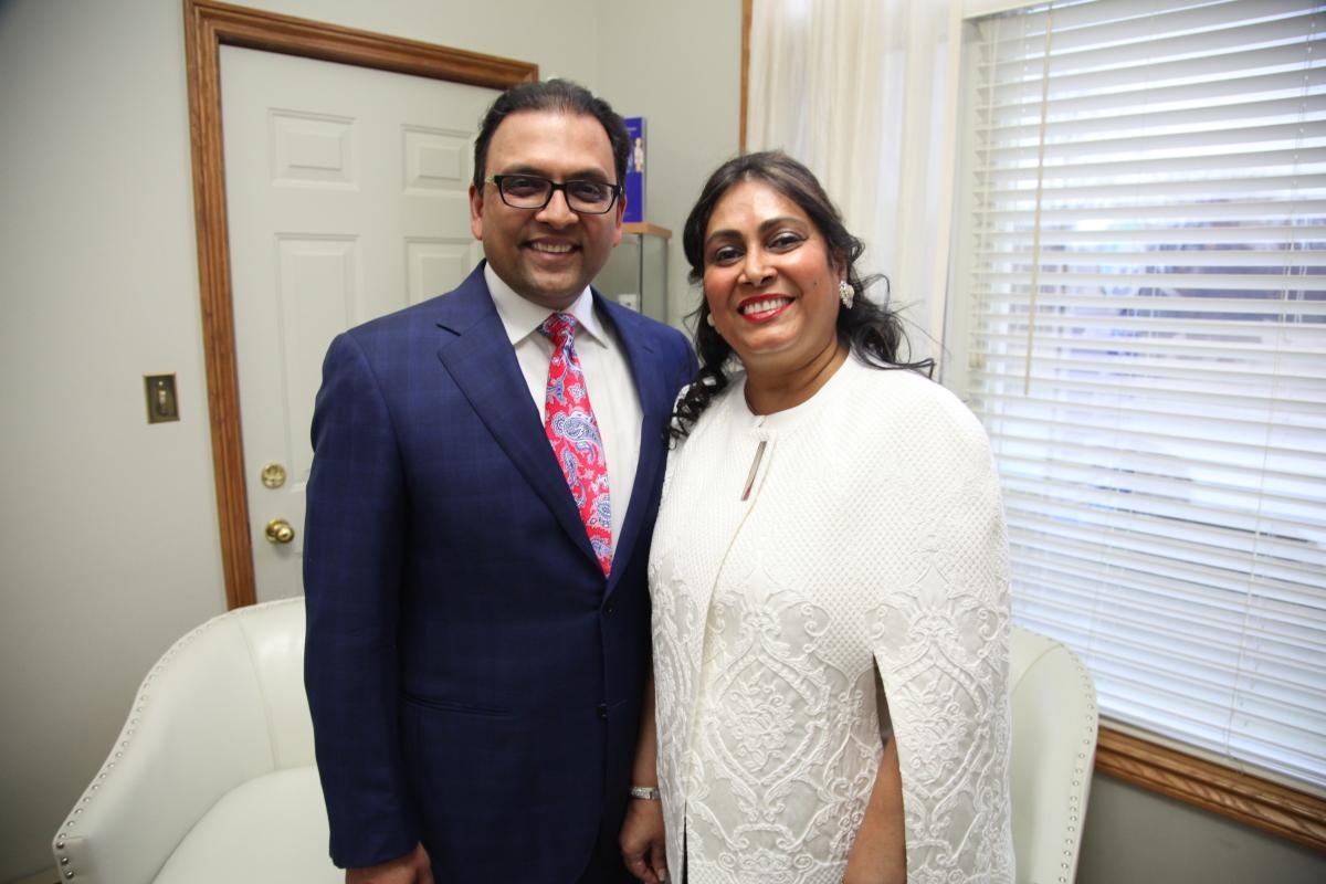Dr. Murari Patodia & Sunita