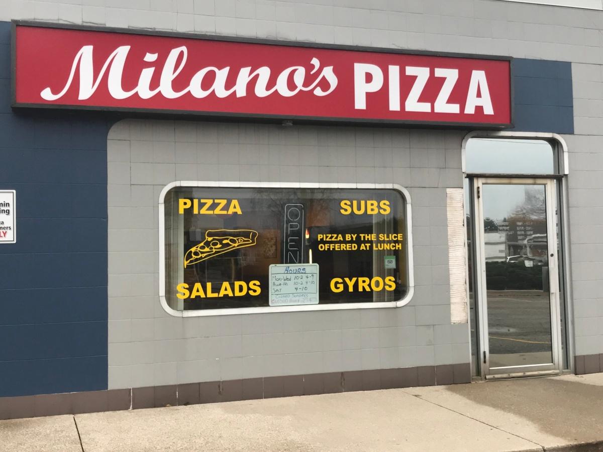 Milano's Pizzeria & Subs