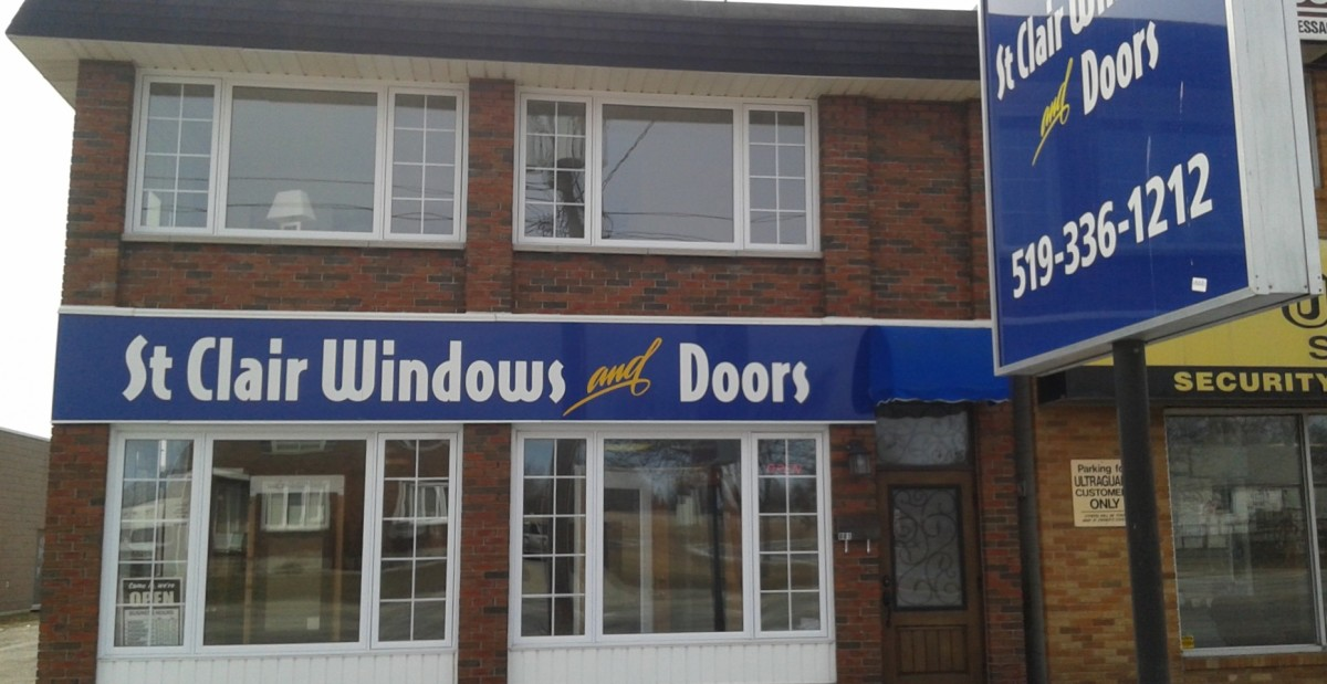 St. Clair Windows and Doors