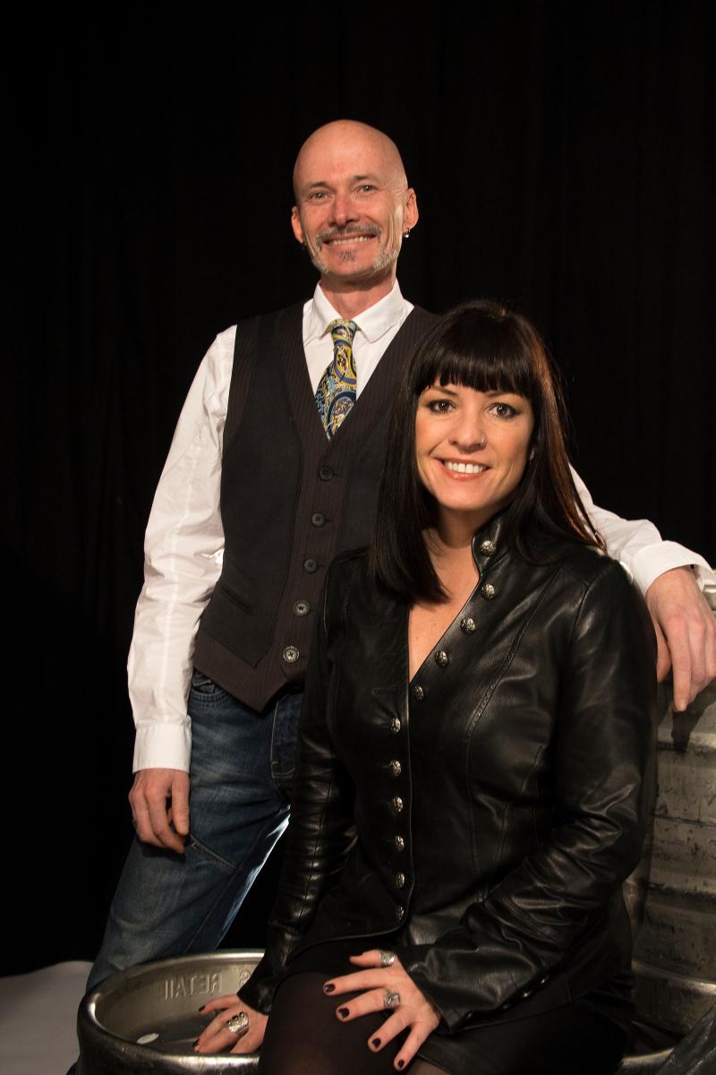 Scott and Angela