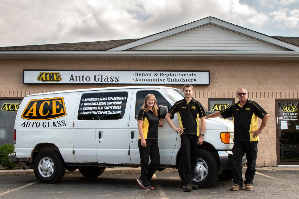 Local Novus Glass Repair Replacement