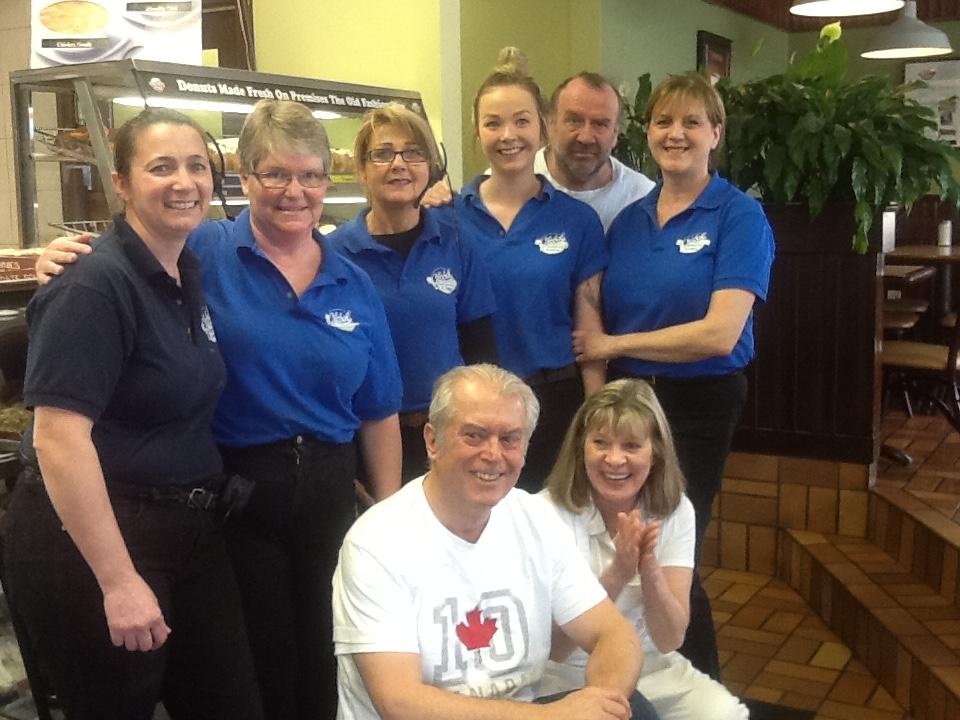 Global Donuts Staff