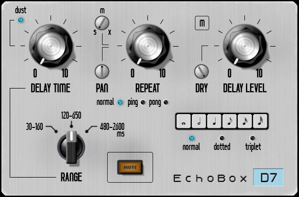 Echobox D7