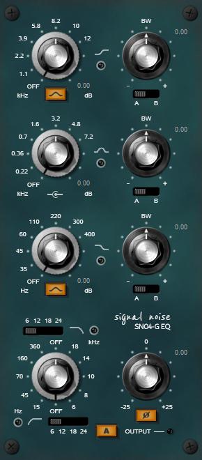 SN04-G Channel EQ