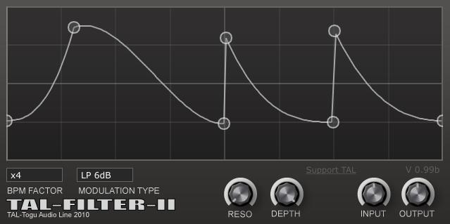 TAL Filter 2