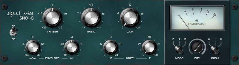 SN01-G VCA Compressor