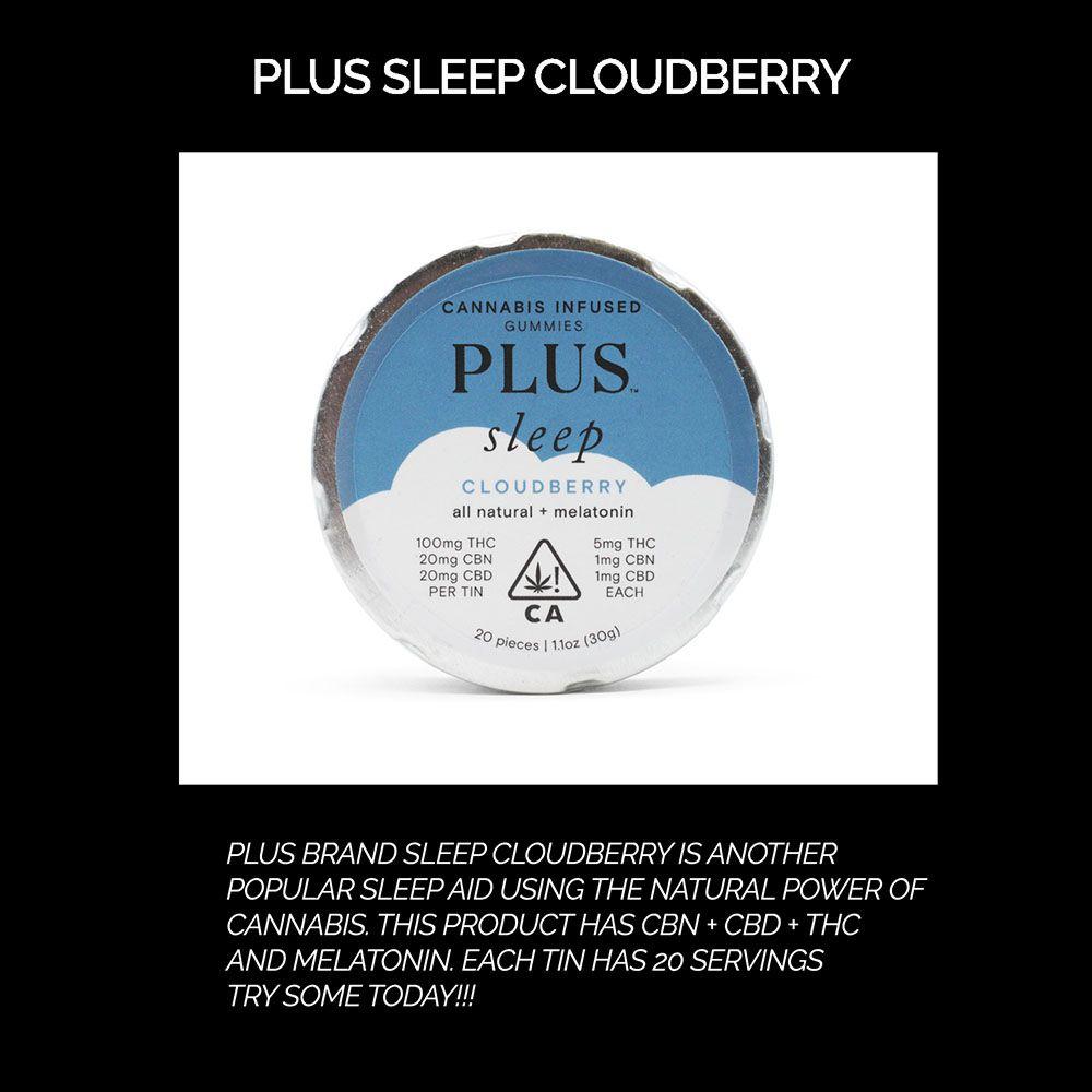 PLUS SLEEP