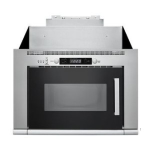 Maytag 0.8 cu. ft. Space-Saving Microwave Hood Combination - Best Microwave with Vent: Best for small space