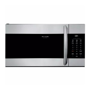 Frigidaire 1.7 cu. Ft. Over the Range Microwave - Best Microwave with Vent: More than 30 options