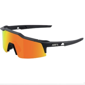 100% SpeedCraft SL Sport Sunglasses - Best Sunglasses for Road Cycling: Extremely Fit Face