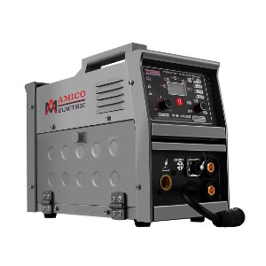 Amico 140-Amp MIG/MAG/Lift-TIG/Stick - Best Welding Machines for Aluminum: Variety of Safety Protection Functions