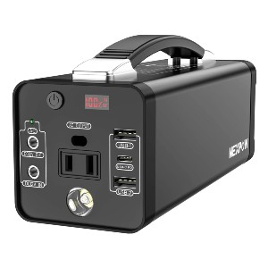 NEXPOW 178Wh Portable Power Station - Best Power Station Portable: Helpful safety features