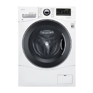 LG 2.3 cu. ft. All-in-One Washer and Dryer Combo - Best Dryers Energy Efficient: Compact but does it all