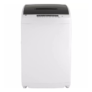 GE 2.8 cu. ft. Capacity Portable Washer - Best Mini Washers: One-touch controls
