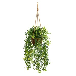 Nearly Natural Baby Tear - Best Artificial Hanging Plants: Perfect Alternative for When You Lack Space