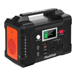 Flashfish EA200 200W Portable Power Station - Best Power Station Portable: High-performance and handy