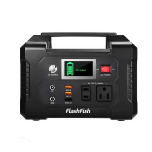 Flashfish EA200 - Best Portable Power Station Under $200: Handy with high-performance