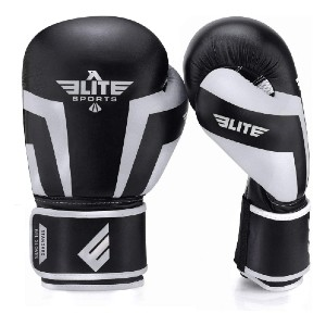 Elite Sports 2021 Pro Boxing Gloves - Best Boxing Gloves for Sparring: Your Hands Will Stay Cool and Dry