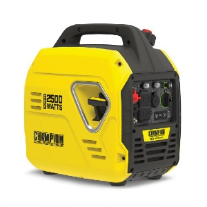Champion Power Equipment Inverter Generator - Best Generators for Camping: Includes 3-Year Limited Warranty