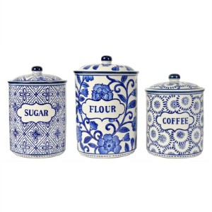 Joss & Main 3 Piece Kitchen  - Best Canister Sets for Kitchen: Compliment to Any Kitchen
