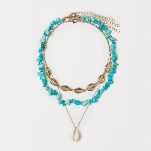 H&M  3-pack Necklaces - Best Jewelry for Teenage Girl: For summer vibe