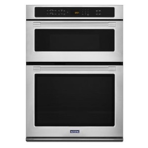Maytag MMW9730FZ - Best Wall Oven with Microwave: High-end features