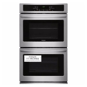 Frigidaire 30 in. Double Electric Wall Oven Self-Cleaning - Best Double Wall Oven Electric: Best for budget