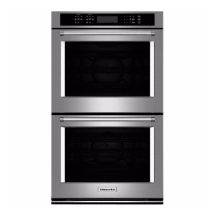 KitchenAid 30 in. Double Electric Wall Oven  - Best Double Wall Oven Electric: No more burnt edges